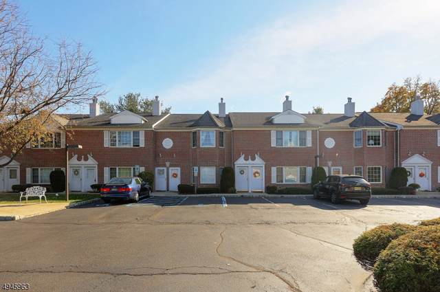 1178 Lake Ave Unit 8, Clark Twp., NJ 07066 (MLS #3601809) :: The Debbie Woerner Team