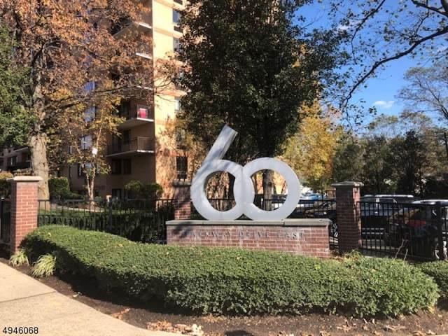 60 E Pkwy Dr 10F, East Orange City, NJ 07017 (MLS #3601811) :: The Debbie Woerner Team