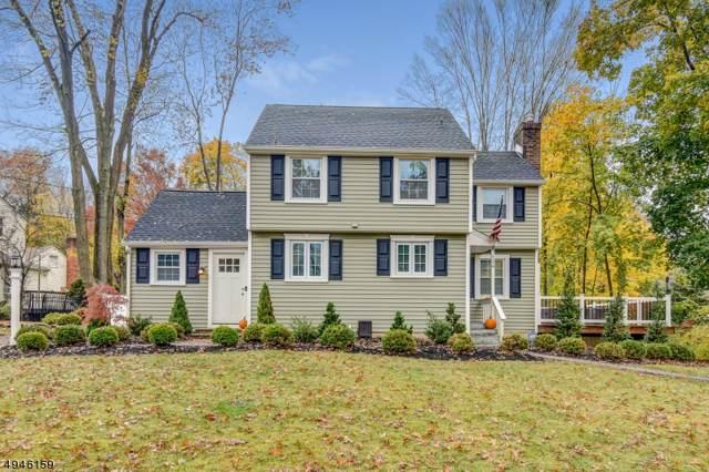 124 Twin Falls Rd, Berkeley Heights Twp., NJ 07922 (MLS #3601882) :: The Dekanski Home Selling Team