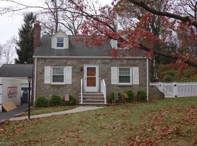117 Cedar Rd, Watchung Boro, NJ 07069 (MLS #3601892) :: The Lane Team