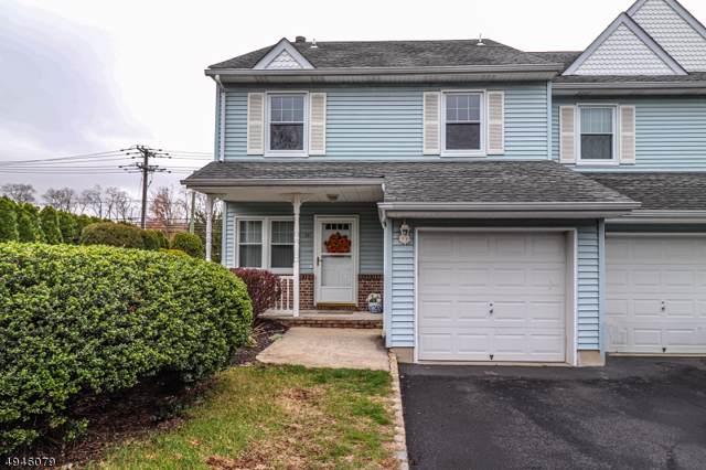 1168 Lake Avenue Unit 21 #21, Clark Twp., NJ 07066 (MLS #3601936) :: Weichert Realtors