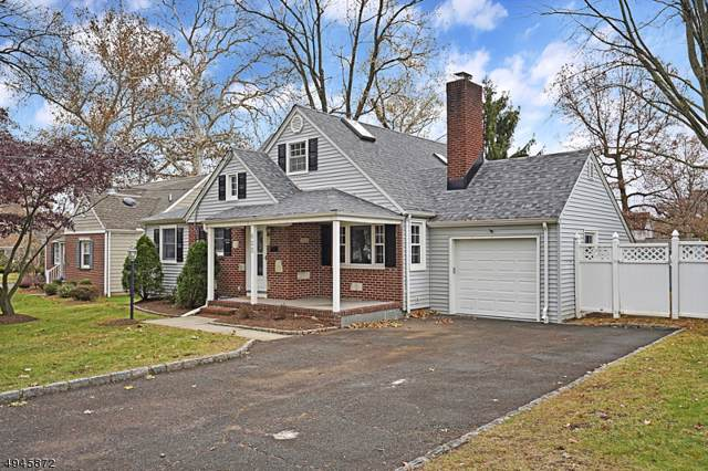622 Brookside Pl, Cranford Twp., NJ 07016 (#3602017) :: Daunno Realty Services, LLC