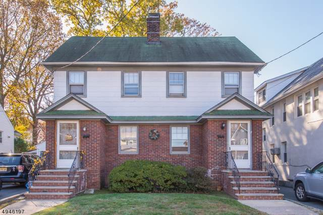 57 Oak Ridge Ave, Nutley Twp., NJ 07110 (MLS #3602175) :: William Raveis Baer & McIntosh
