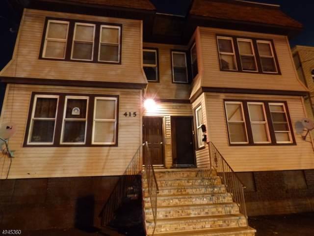 413 Lyons Ave, Newark City, NJ 07112 (MLS #3602331) :: The Sikora Group