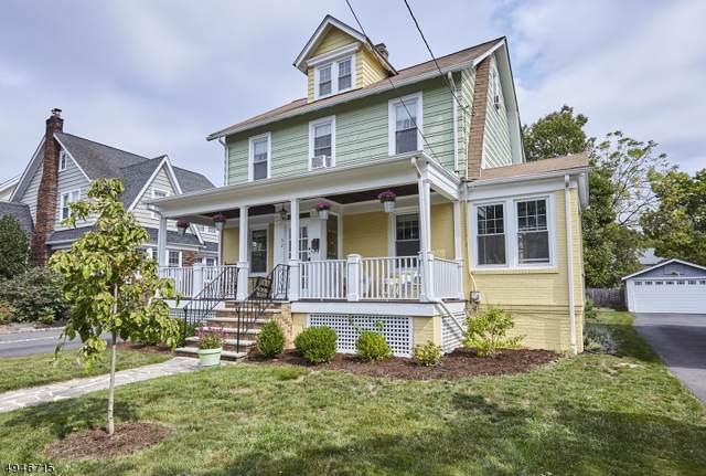 52 Oberlin St, Maplewood Twp., NJ 07040 (MLS #3602360) :: Coldwell Banker Residential Brokerage