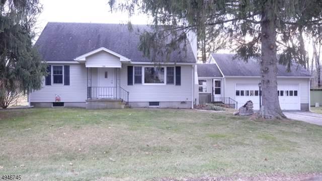 156 Creek Rd, Green Twp., NJ 07821 (MLS #3602396) :: Weichert Realtors