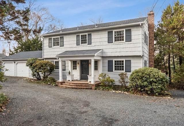 29 Oak Pl, Bernardsville Boro, NJ 07924 (MLS #3602428) :: The Dekanski Home Selling Team
