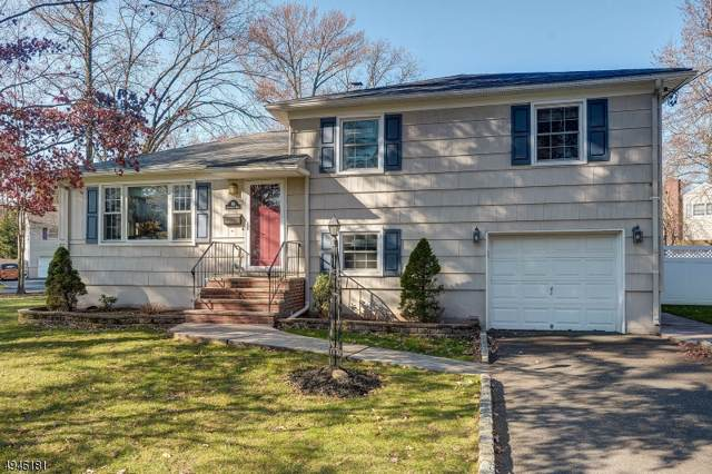 101 Glenwood Rd, Cranford Twp., NJ 07016 (MLS #3602580) :: The Dekanski Home Selling Team