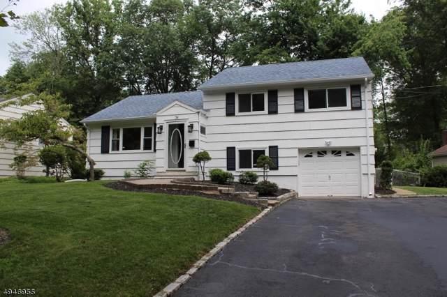 34 N Ridge Rd, Livingston Twp., NJ 07039 (MLS #3602605) :: Zebaida Group at Keller Williams Realty