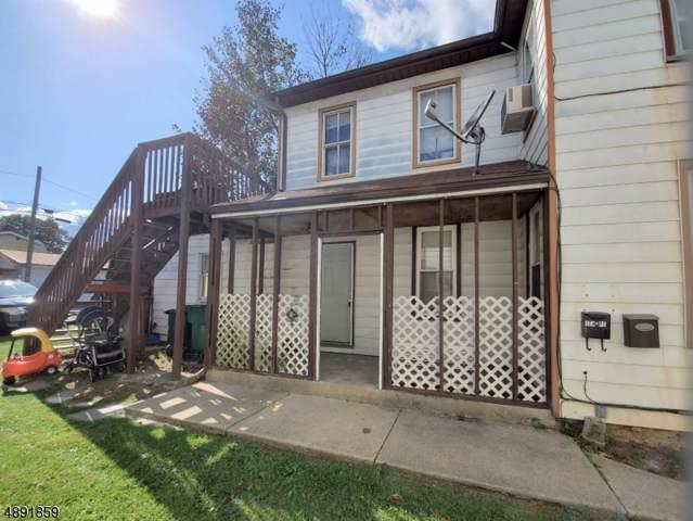 174 Filmore St, Phillipsburg Town, NJ 08865 (MLS #3602685) :: Team Francesco/Christie's International Real Estate