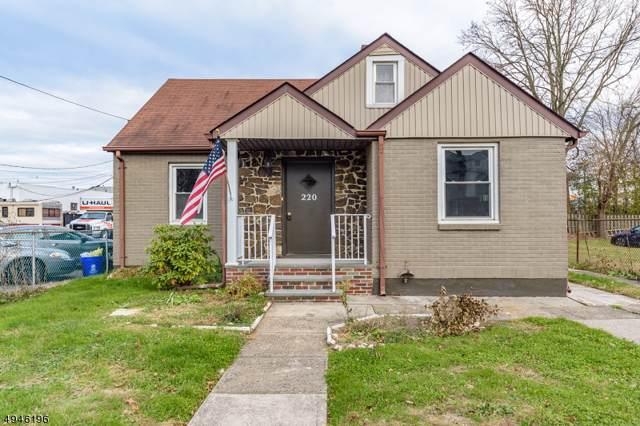 220 N 1St Ave, Manville Boro, NJ 08835 (MLS #3602735) :: SR Real Estate Group