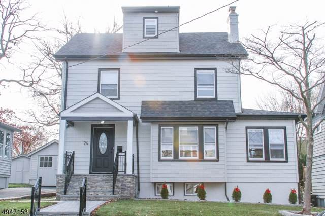 76 Park Ave, Maplewood Twp., NJ 07040 (MLS #3602873) :: Coldwell Banker Residential Brokerage