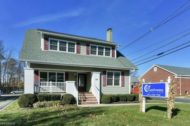 374 Speedwell Ave, Morris Plains Boro, NJ 07950 (MLS #3602879) :: William Raveis Baer & McIntosh