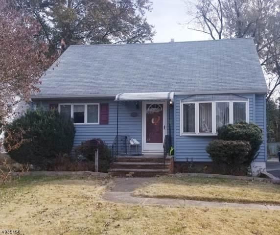 84 Hutchinson St, Clark Twp., NJ 07066 (#3602898) :: Daunno Realty Services, LLC