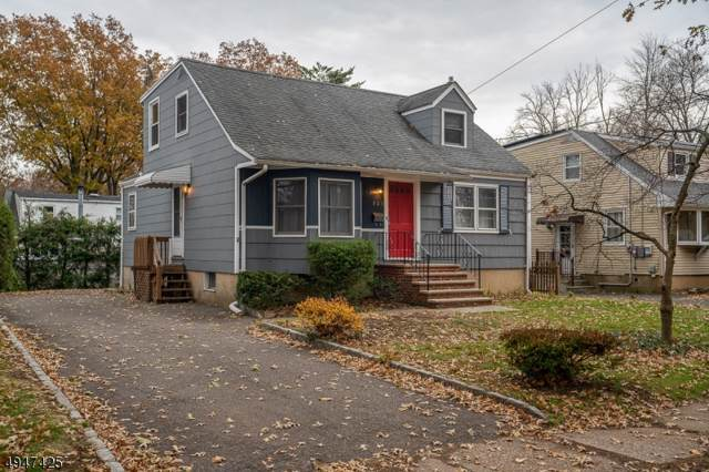 905 Madison Ave, Rahway City, NJ 07065 (MLS #3603033) :: The Dekanski Home Selling Team