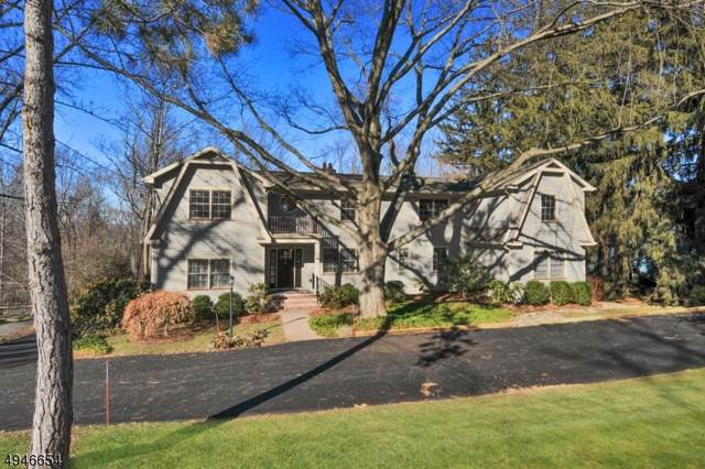570 Fairmount Ave, Chatham Twp., NJ 07928 (MLS #3603046) :: Coldwell Banker Residential Brokerage