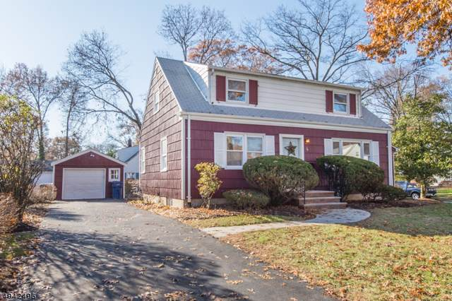 4 Winfield Place, Fanwood Boro, NJ 07023 (MLS #3603122) :: The Dekanski Home Selling Team
