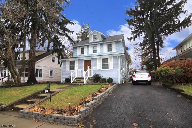 13 Wilson Ave, North Plainfield Boro, NJ 07060 (MLS #3603198) :: Pina Nazario