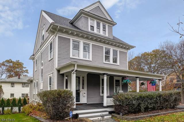 301 Academy St, South Orange Village Twp., NJ 07079 (MLS #3603231) :: The Lane Team