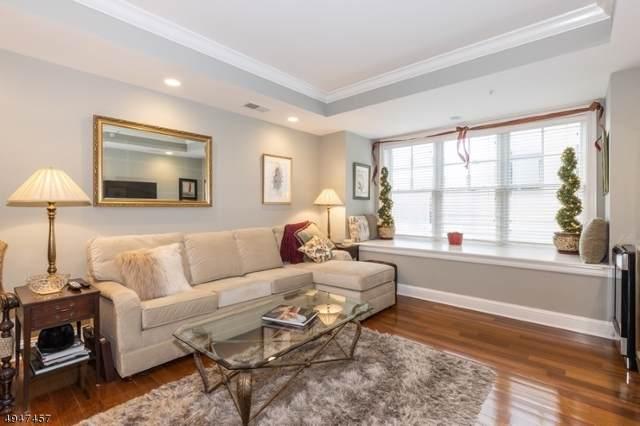 40 W Park Pl Unit 207 #207, Morristown Town, NJ 07960 (MLS #3603319) :: SR Real Estate Group