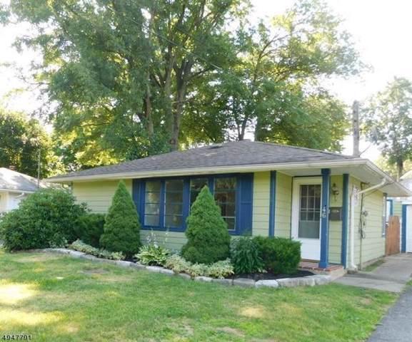 46 Hillcrest Ave, Washington Twp., NJ 07882 (MLS #3603368) :: The Sikora Group