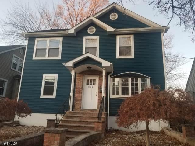 575 Purce St, Hillside Twp., NJ 07205 (MLS #3603487) :: SR Real Estate Group