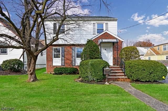 315 Bloomfield Ave, Nutley Twp., NJ 07110 (MLS #3603490) :: William Raveis Baer & McIntosh