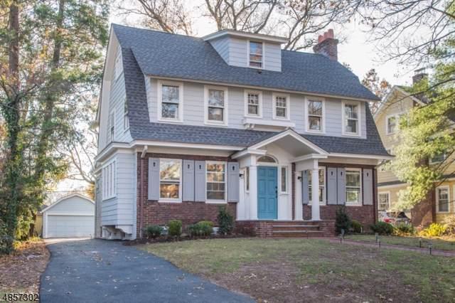 34 Marion Rd, Montclair Twp., NJ 07043 (MLS #3603522) :: William Raveis Baer & McIntosh