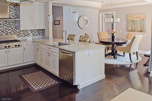 40 West Park Place Unit 304 #304, Morristown Town, NJ 07960 (MLS #3603523) :: SR Real Estate Group