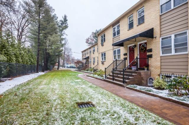 7 Van Vleck St C0010 #10, Montclair Twp., NJ 07042 (MLS #3603637) :: Mary K. Sheeran Team
