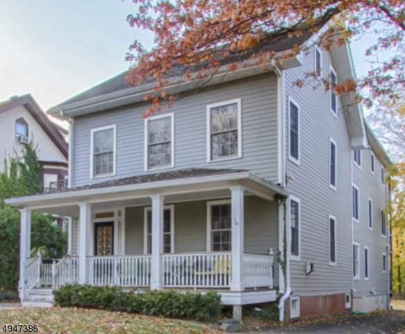 54 Elm St Unit C, Morristown Town, NJ 07960 (MLS #3603654) :: Pina Nazario