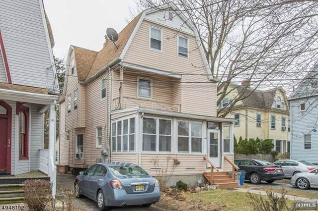 140 Claremont Ave, Montclair Twp., NJ 07042 (MLS #3603722) :: Coldwell Banker Residential Brokerage