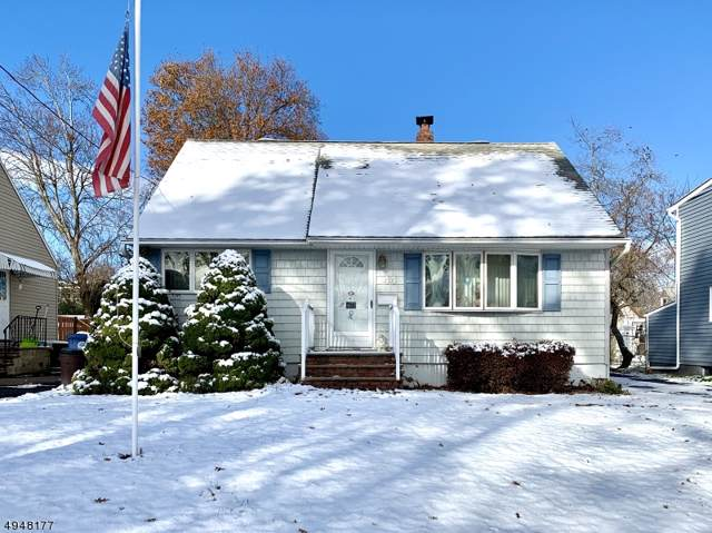 44 Fan St, Clark Twp., NJ 07066 (MLS #3603770) :: The Dekanski Home Selling Team