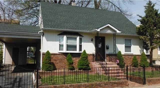 10 Norwood Ave, Irvington Twp., NJ 07111 (MLS #3603807) :: William Raveis Baer & McIntosh