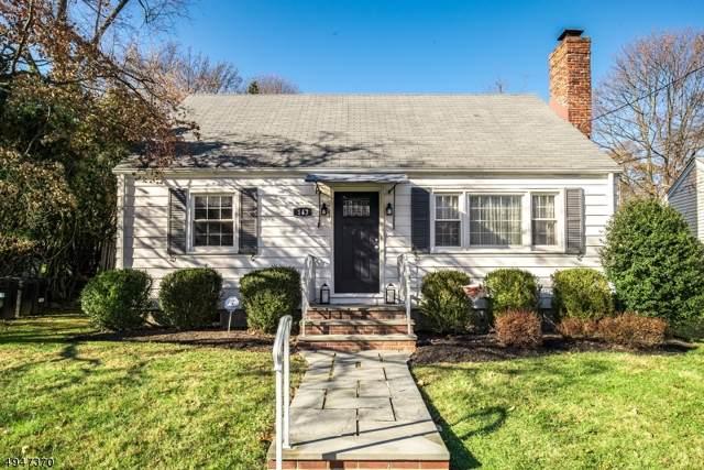 143 Western Ave, Morris Twp., NJ 07960 (MLS #3603849) :: SR Real Estate Group