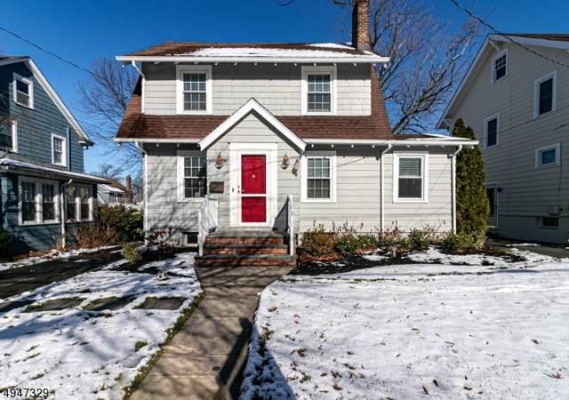 925 Irving Ave, Westfield Town, NJ 07090 (MLS #3603892) :: Coldwell Banker Residential Brokerage