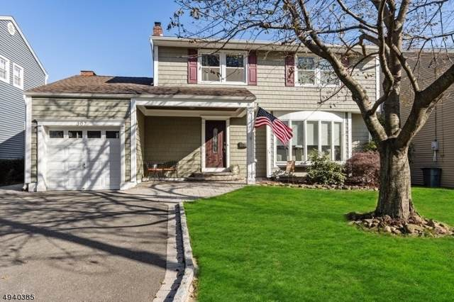307 Montague Ave, Scotch Plains Twp., NJ 07076 (MLS #3603912) :: The Dekanski Home Selling Team