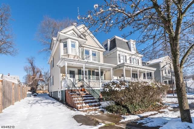 13 Green St, Morristown Town, NJ 07960 (MLS #3603934) :: SR Real Estate Group