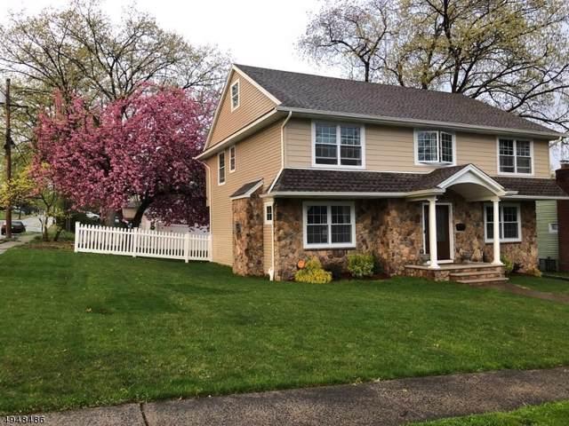 110 Kierstead Ave, Nutley Twp., NJ 07110 (MLS #3603957) :: Team Francesco/Christie's International Real Estate