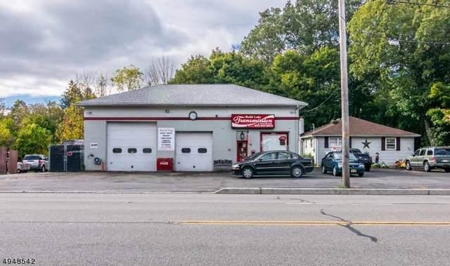 152 Route 46, Mount Olive Twp., NJ 07828 (MLS #3603997) :: SR Real Estate Group
