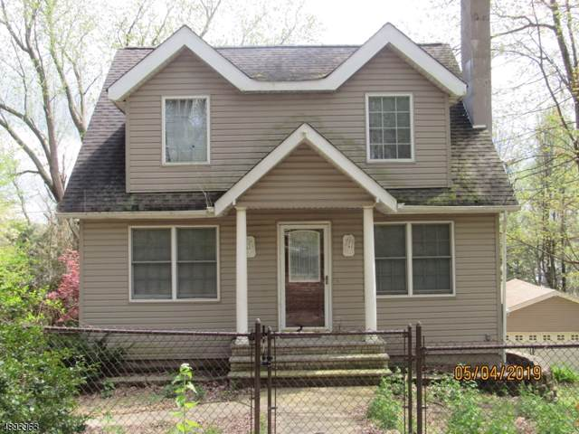 27 Beach Haven Rd, West Milford Twp., NJ 07421 (MLS #3604032) :: The Dekanski Home Selling Team