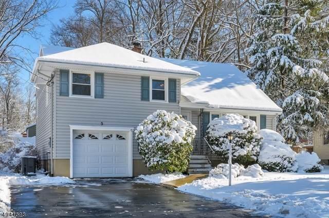 5 Claremont Ave, Livingston Twp., NJ 07039 (MLS #3604080) :: SR Real Estate Group