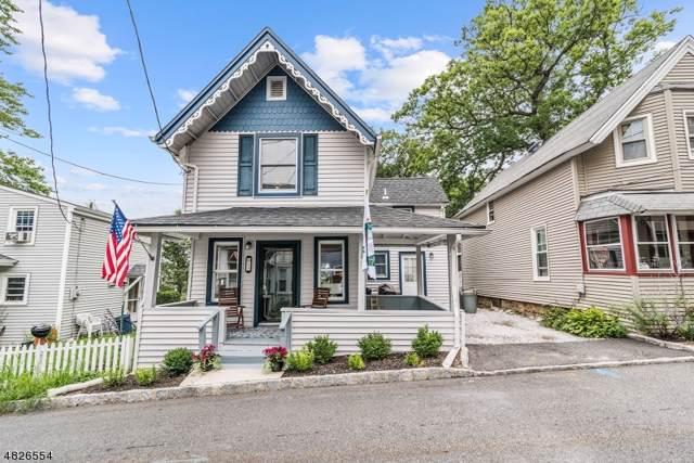 33 Asbury Pl, Parsippany-Troy Hills Twp., NJ 07878 (MLS #3604099) :: SR Real Estate Group