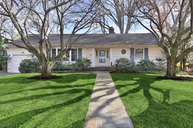 22 Winding Way, Millburn Twp., NJ 07078 (MLS #3604130) :: SR Real Estate Group