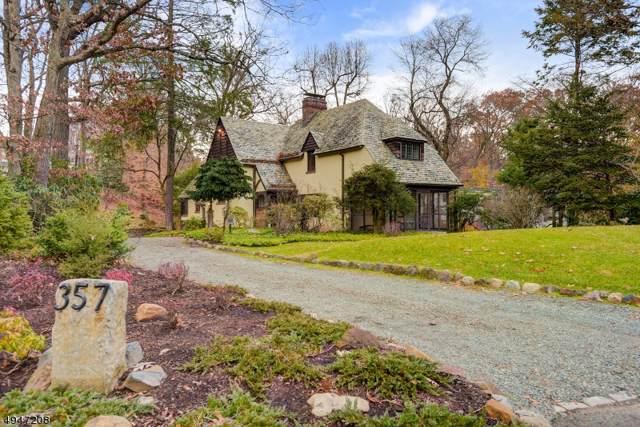 357 Hobart Ave, Millburn Twp., NJ 07078 (MLS #3604149) :: SR Real Estate Group