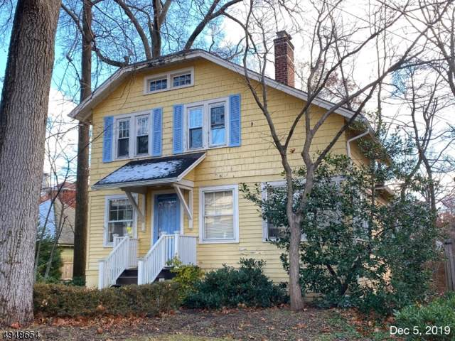 650 Maple St, Westfield Town, NJ 07090 (MLS #3604157) :: Coldwell Banker Residential Brokerage