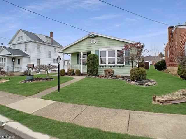 375 James St, Phillipsburg Town, NJ 08865 (MLS #3604224) :: SR Real Estate Group