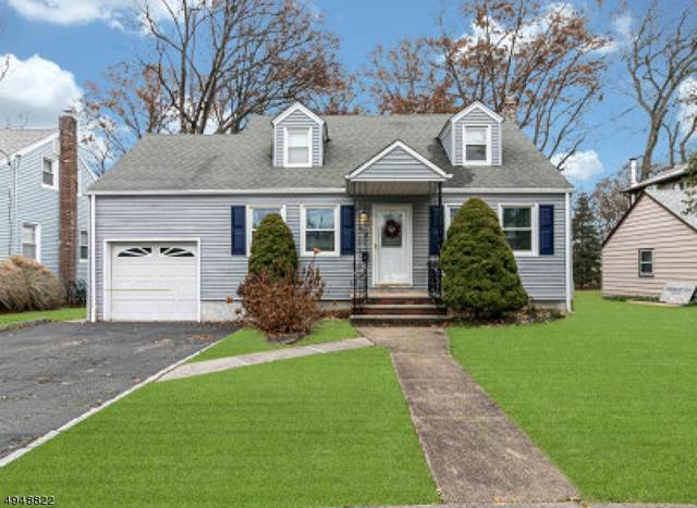 Address Not Published, Cranford Twp., NJ 07016 (MLS #3604442) :: The Dekanski Home Selling Team