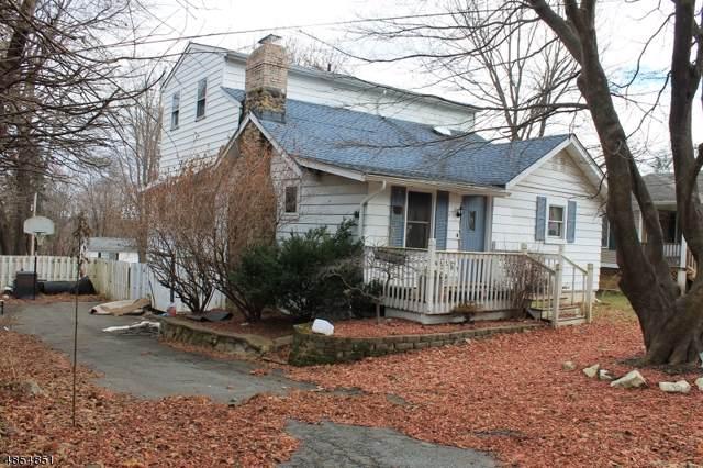 3 Falcon Drive, Mount Olive Twp., NJ 07828 (MLS #3604452) :: Pina Nazario