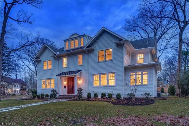 16 Sheridan Dr, Millburn Twp., NJ 07078 (#3604511) :: Jason Freeby Group at Keller Williams Real Estate